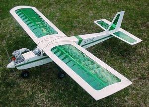 نقشه ساخت هواپیمای مدل ایگل2
