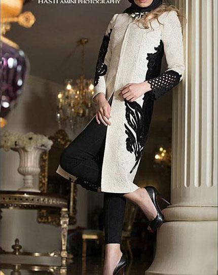 مدل مانتو اسپرت مجلسی دخترانه 2018