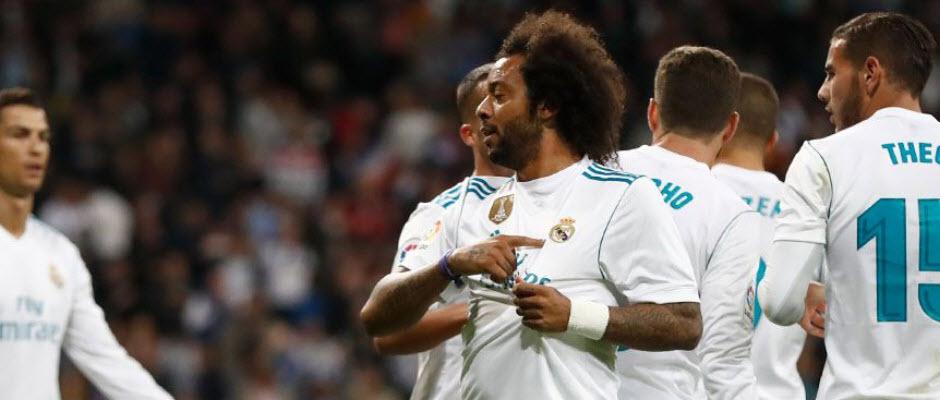 مورد عجیب مارسلو در رئال مادرید
