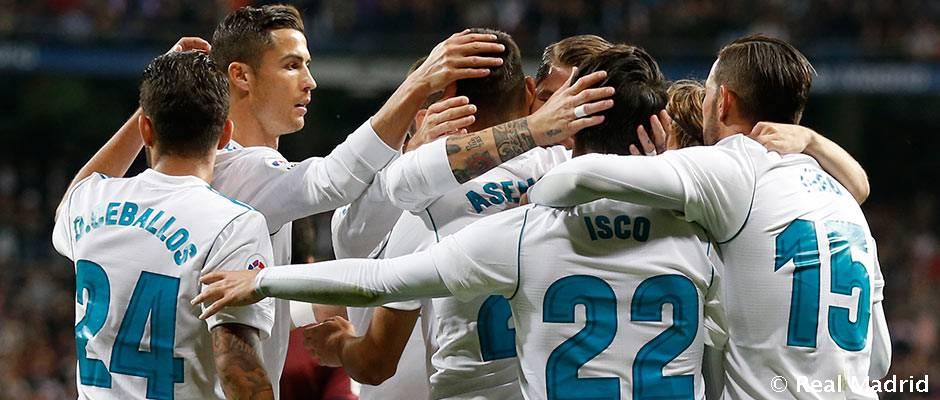 رسمی: ترکیب رئال مادرید مقابل خیرونا اعلام شد