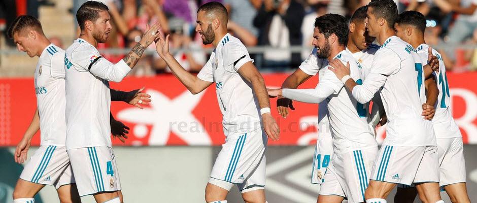 رئال مادرید پس از 27 سال به تیمی تازه صعود کرده به لالیگا باخت