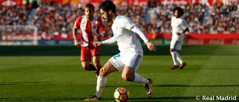 ایسکو: هیچکس کار ما را تمام شده نداند چون رئال مادرید همیشه برمی گردد