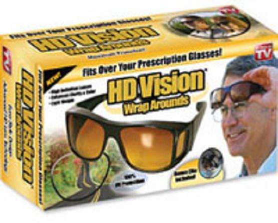 عینک دوقلوی اچ دی ویژن HD Vision