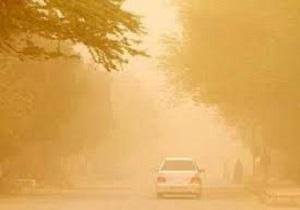 غلظت گرد و غبار در آبادان به ۲۸ برابر حد مجاز رسید