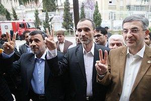 بیست سال بعد احمدی نژاد، بقایی و مشایی+ عکس فوق العاده