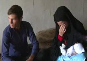 ماجرای تولد نوزاد بدون دست در لرستان/ سهل انگاری خانواده یا قصور پزشکی + فیلم