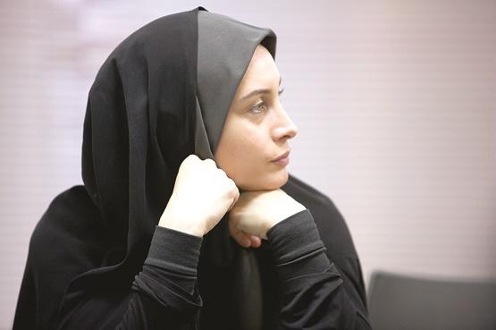 تسلیت بازیگر زن به احمدی نژاد جنجالی شد