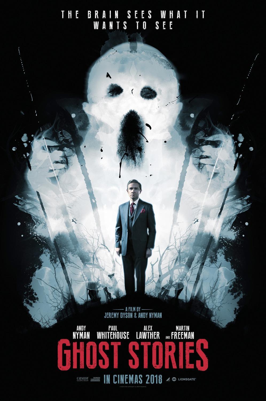 دانلود فیلم Ghost Stories 2018