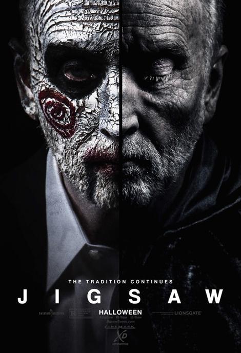 دانلود فیلم اره 8 Jigsaw 2017