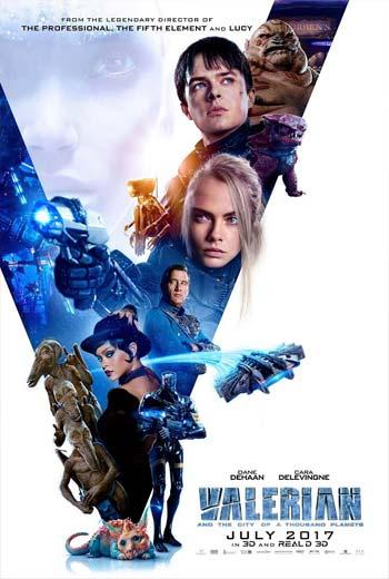 دانلود فیلم Valerian 2017 با لینک مستقیم