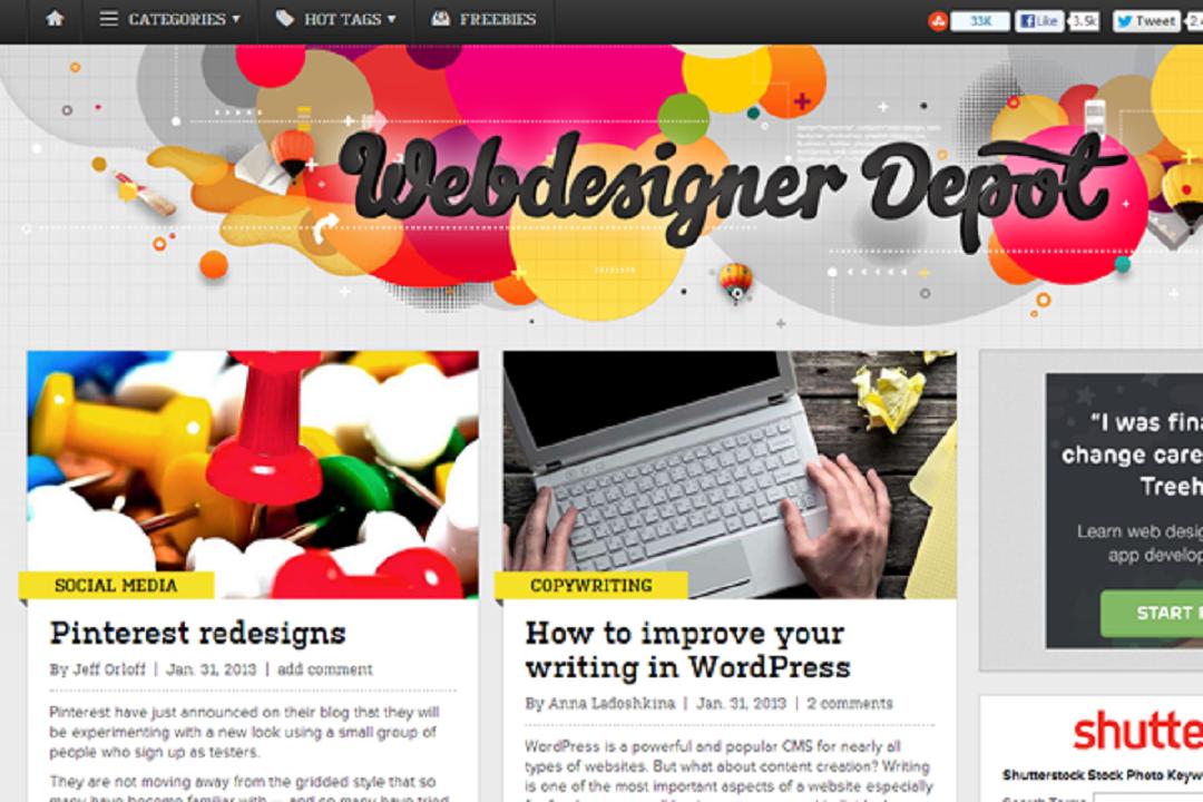 ایجاد یک وب سایت برای کسب و کار