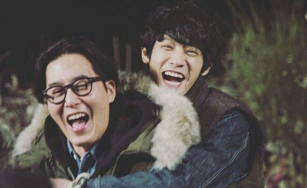جانگ جون یونگ هنوز از فوت شدن کیم جو هیوک بی خبر است 😢