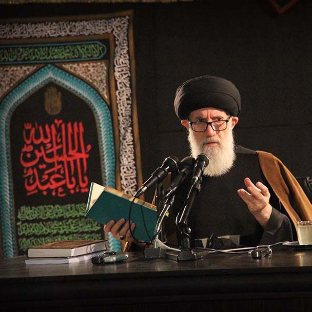 كانال تلگرام آیت الله سید عبدالله فاطمی نیا