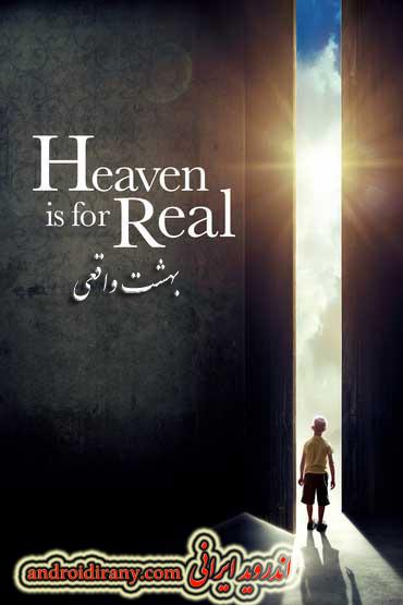 دانلود فیلم دوبله فارسی بهشت واقعی Heaven Is for Real 2014