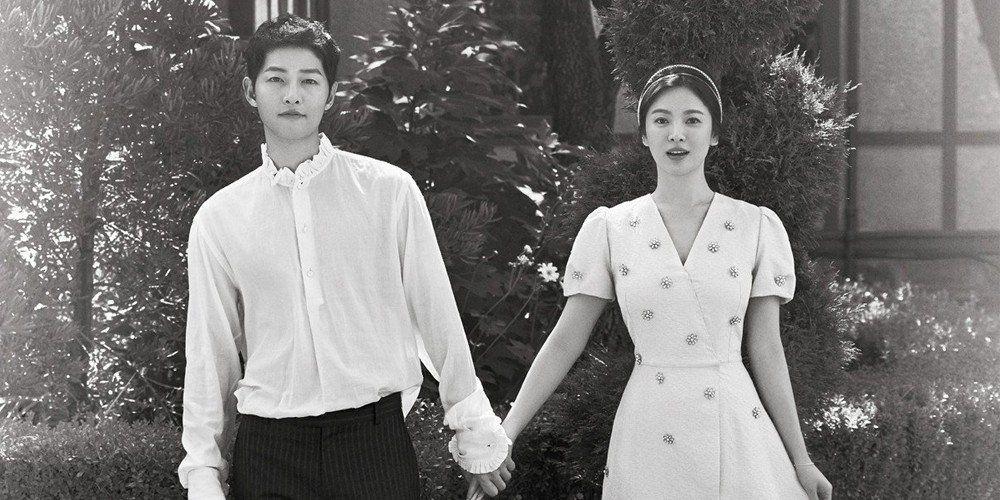 زوج سونگ سونگ در ماه عسلشون ❤️🍂