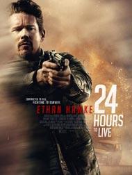 دانلود رایگان فیلم ۲۴ Hours To Live 2017