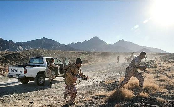 اسامی 8 مرزبان شهید شده در درگیری با تروریست ها اعلام شد