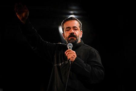 صوت محمود کریمی - چهل روزه دارم میمیرم برات