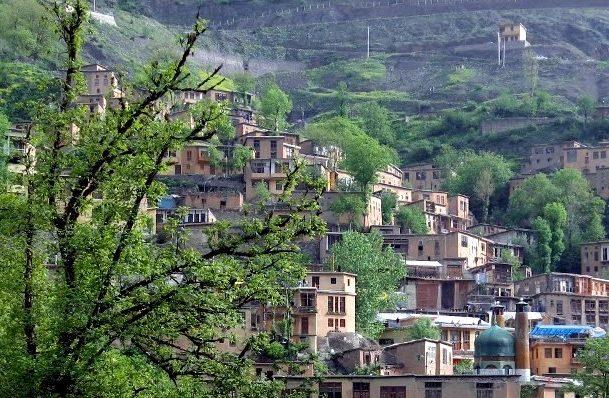 جاذبه های شهر ماسوله گیلان