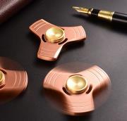 فیجت اسپینر فلزی حرفه ای سه پره مدل الگانت