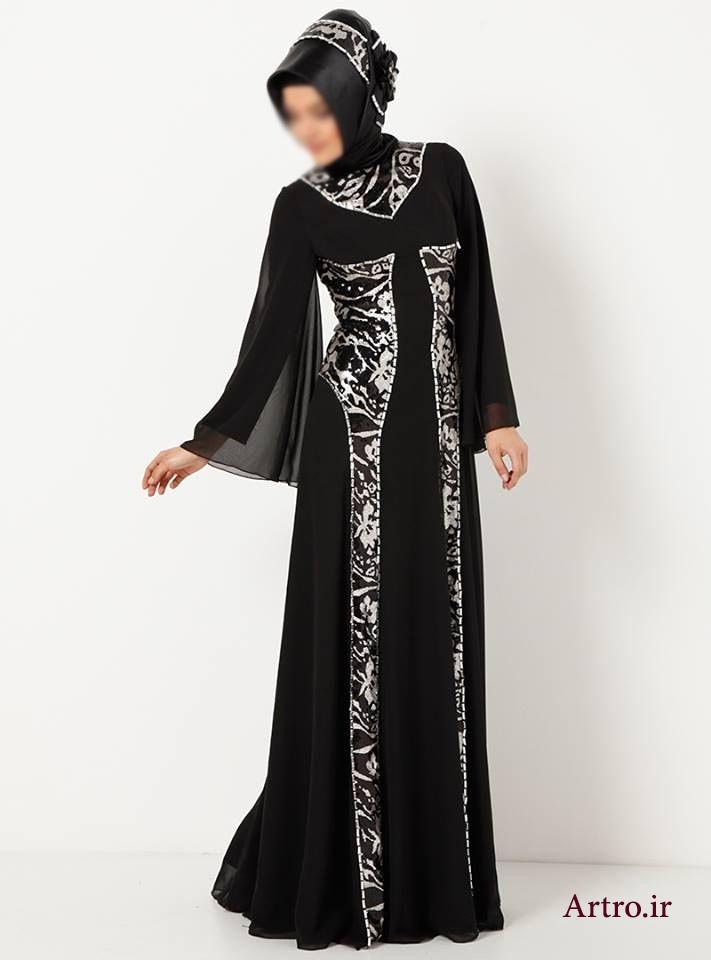 جدیدترین مدل لباس بلند مجلسی