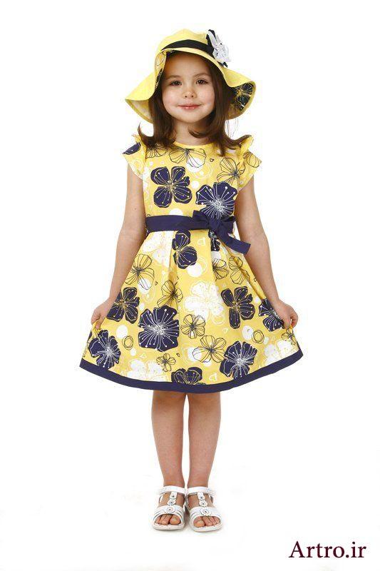 لباس مجلسی دختربچه3