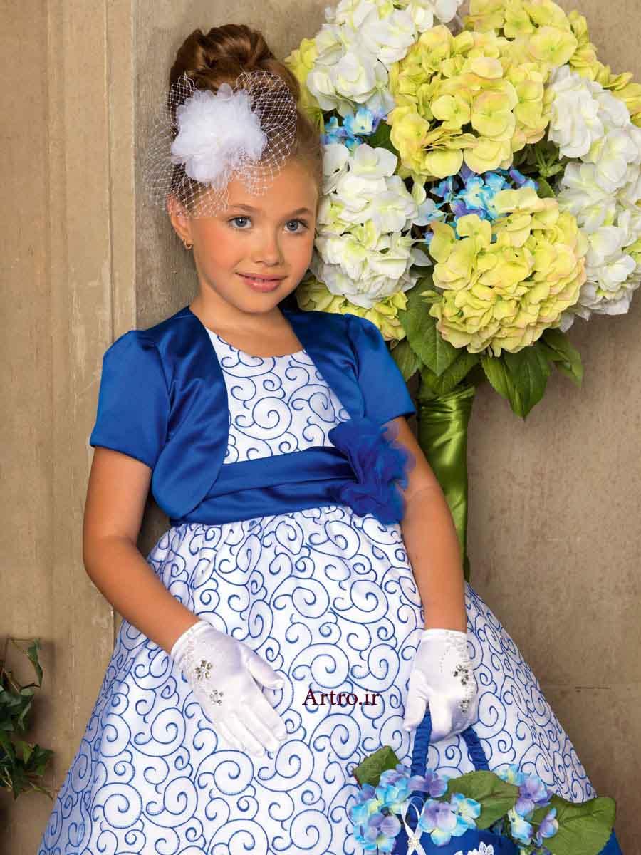 لباس مجلسی دختربچه4