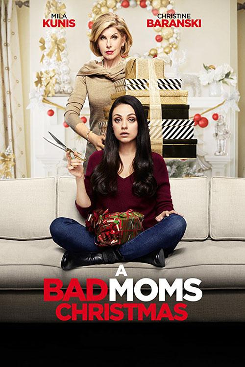 دانلود رایگان فیلم A Bad Moms Christmas 2017