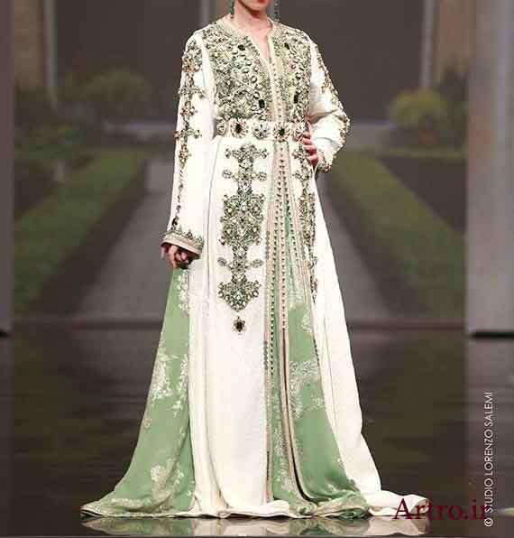 مدل لباس مراکشی 3