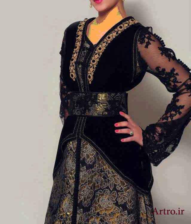 مدل لباس مراکشی 2