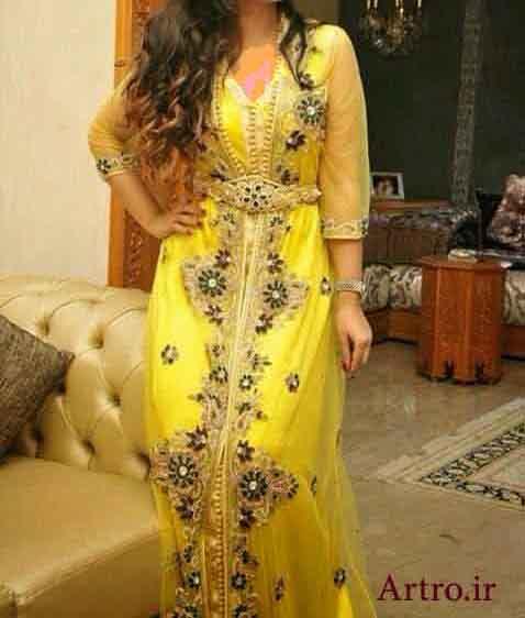مدل لباس مراکشی 8