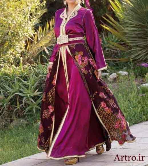 مدل لباس مراکشی 6