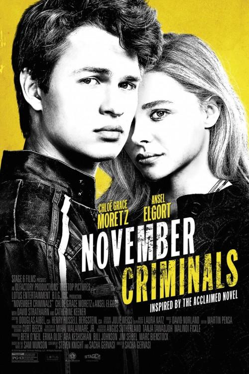 دانلود رایگان فیلم November Criminals 2017