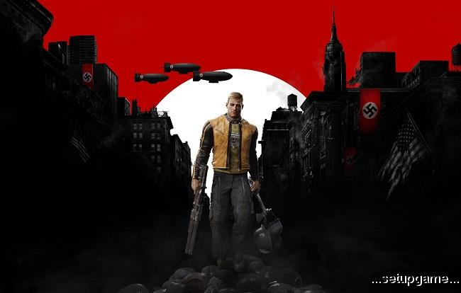 نقد و بررسی Wolfenstein II: The New Colossus