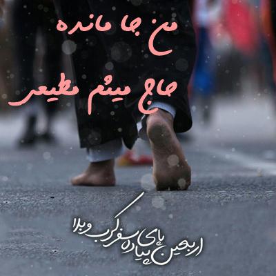 دانلود مداحی های میثم مطیعی - اربعین حسینی