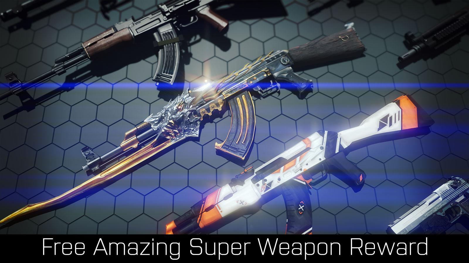 دانلود رایگان بازی اوور کایل استریک Overkill Strike:Counter Terrorist FPS Shoot Game