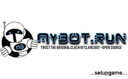 MyBot v7.4.3 دانلود نرم افزار ربات کلش اف کلنز (مای بات)