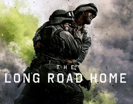 دانلود سریال The Long Road Home با زیرنویس فارسی