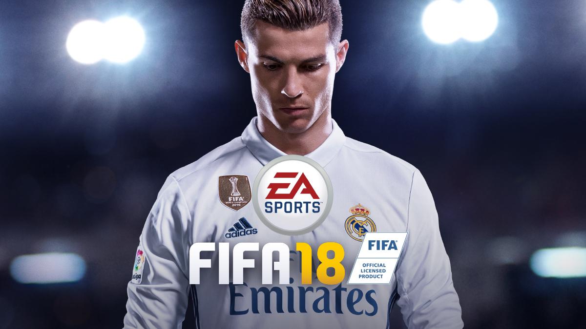 دانلود کرک بازی FIFA 18