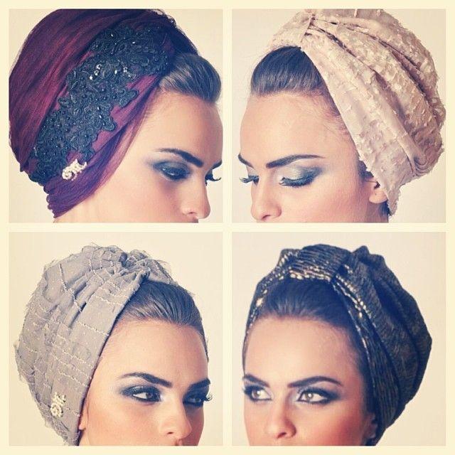 مدل آرایش چشم عربی4