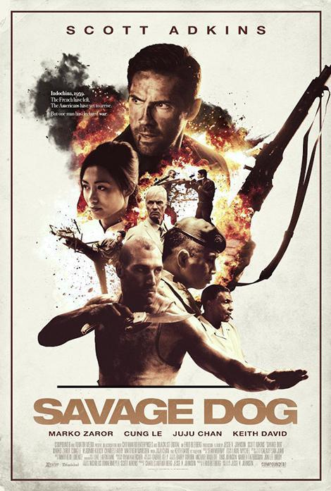 دانلود دوبله فارسی فیلم سگ وحشی Savage Dog 2017