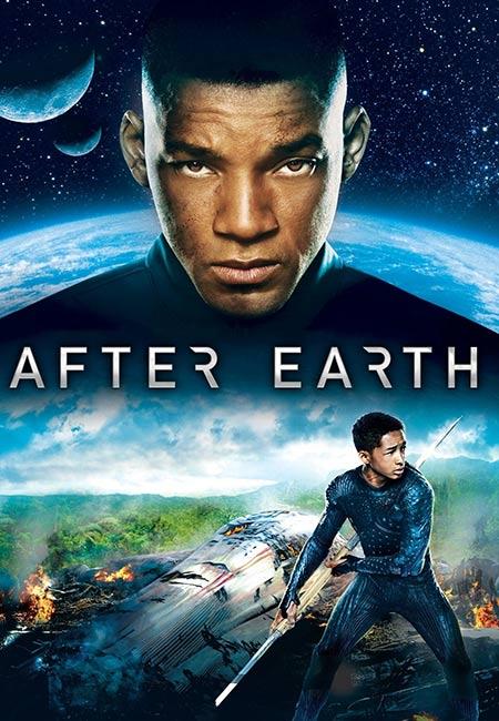 دانلود فیلم بعد از زمین After Earth 2013 دوبله فارسی