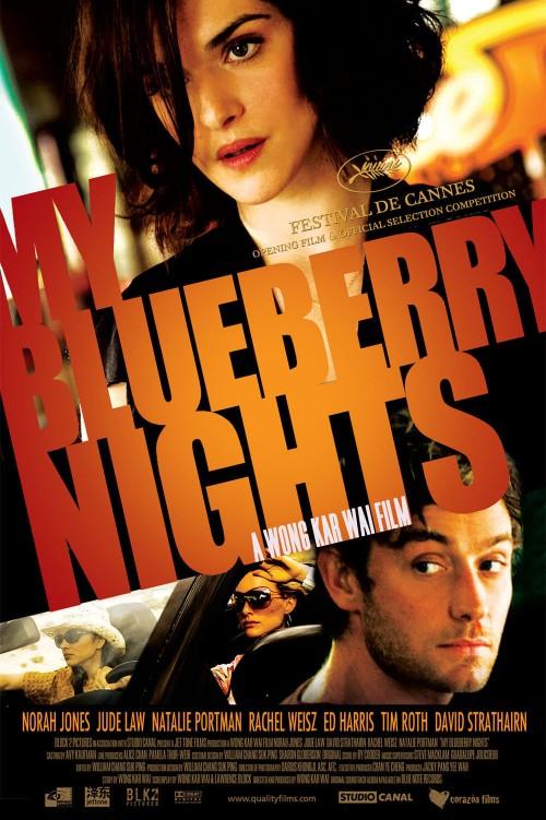 دانلود رایگان فیلم My Blueberry Nights 2007