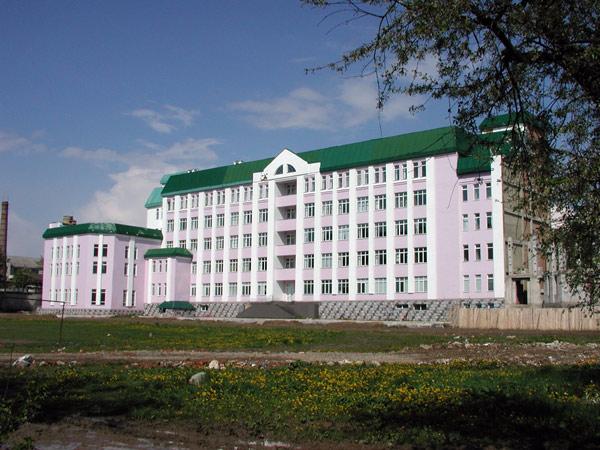 دانشگاه پزشکی وینیتسیا اوکراین