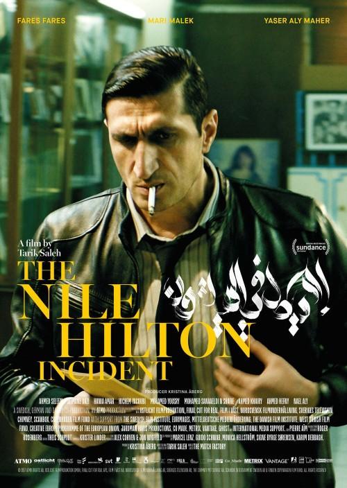 دانلود فیلم The Nile Hilton Incident 2017 با زیرنویس