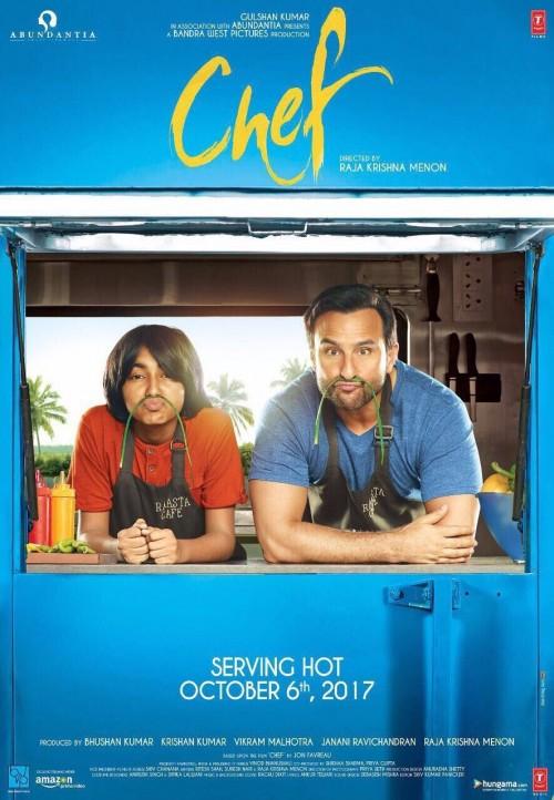 دانلود فیلم Chef 2017 با زیرنویس فارسی