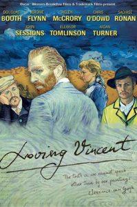 دانلود فیلم Loving Vincent 2017 با زیرنویس فارسی