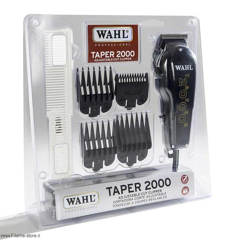 ماشین اصلاح سر و صورت وال WAHL TAPER 2000 آمریکایی