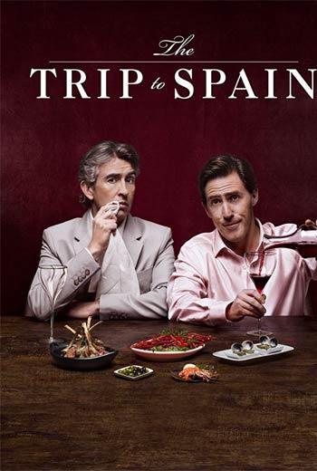 دانلود فیلم The Trip To Spain 2017 با زیرنویس