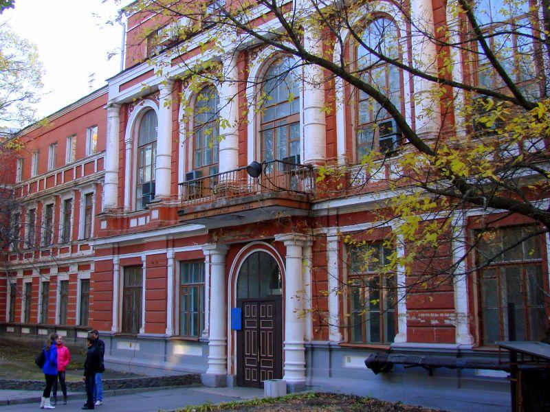 دانشگاه ملی معدن دنیپروپتروسک اوکراین
